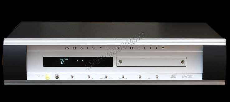 Musical Fidelity FCD