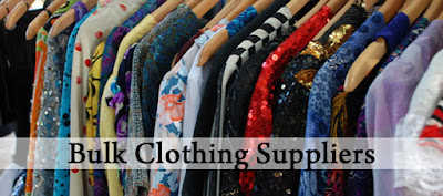 Bulk Clothing Suppliers
