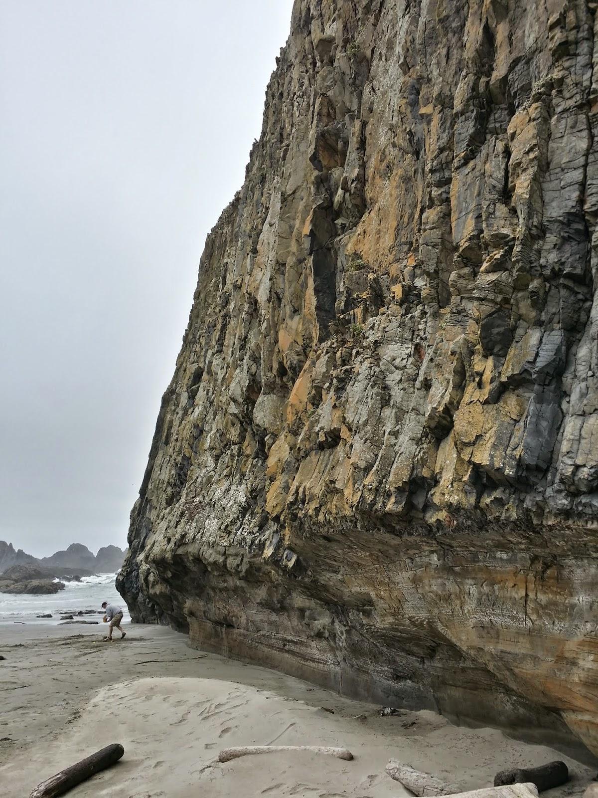 rocks at Seal Rock