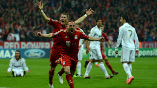 Bayern Munchen Kalahkan Real Madrid