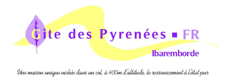 Gite des Pyrenées Ibaremborde