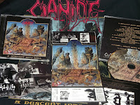 A DESCENT INTO HELL CD/T-SHIRT