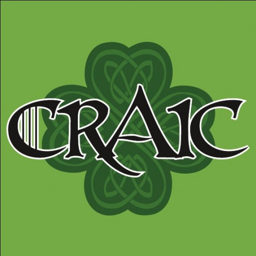 how to use the word craic