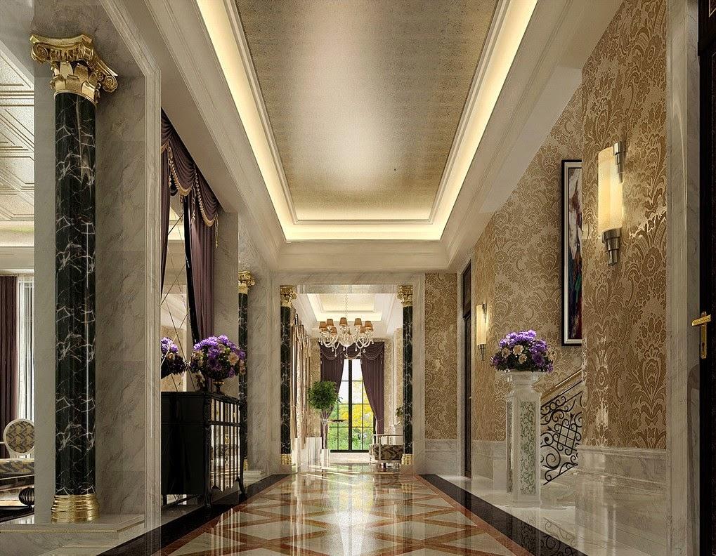 ممرات البيوت و لا اجمل2016 Corridor-stairwell-a
