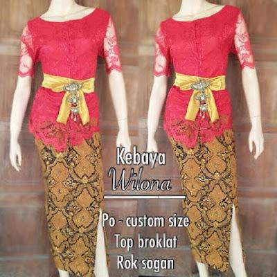 Kebaya Wilona KBW-270