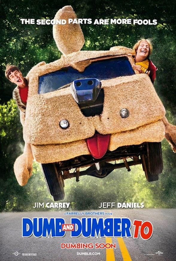 ¡Cartelicos!: Dos tontos muy tontos 2 (2014)