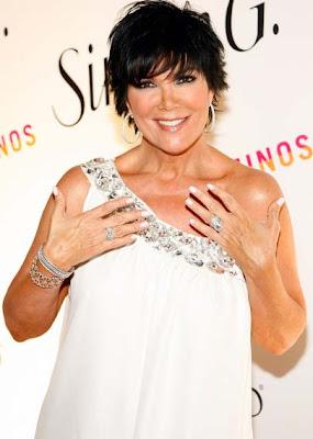 Kris Jenner Silver Bracelet