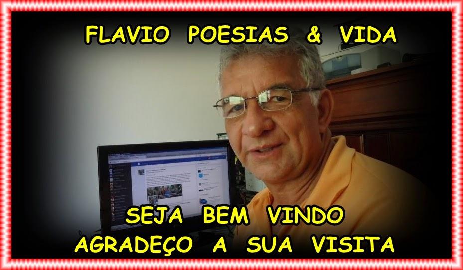 FLAVIO POESIAS E VIDA