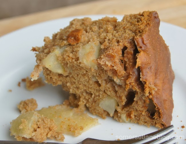 Delicious Double Apple Cake recipe from simple ingredients