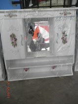 CABINET DINDING BERCERMIN RM 160.00