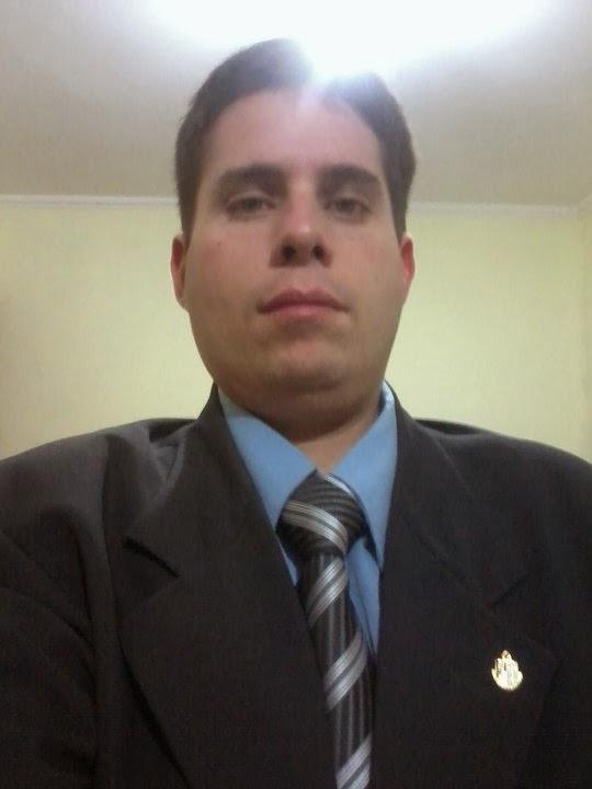 Criador do site - Presbítero Eduardo Cardoso