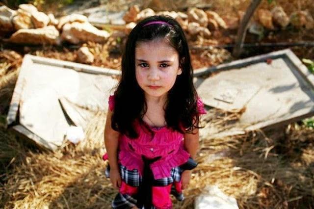 Israel tortura as crianças palestinas