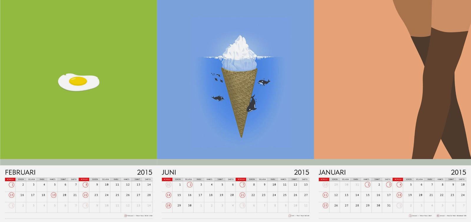 kalender indonesia 2015 lengkap dengan hari libur nasional