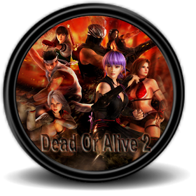 Dead Or Alive 2 cover