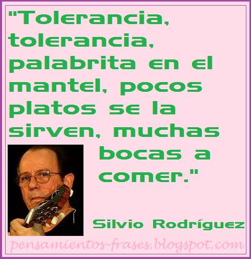 frases de Silvio Rodríguez