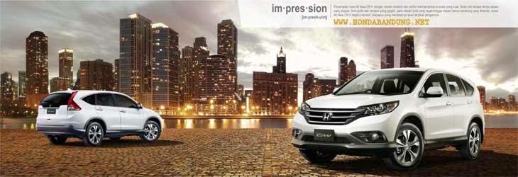 Spesifikasi Eksterior Mobil All New Honda CRV