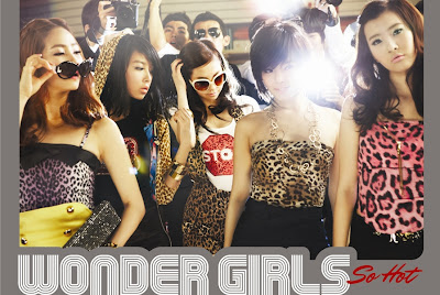 Wonder Girls So Hot