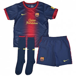 Camisetas de Barcelona 2012