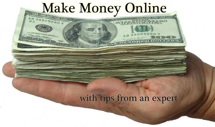 How to earn money through internet work abroad