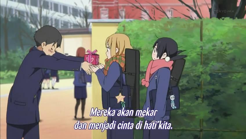 Kata Mutiara Bijak Motivasi Anime Tamako Market