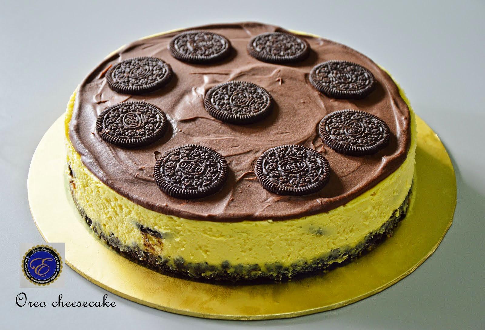 Oreo Cheesecake / 1.5kg