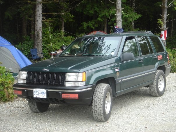 1994 Jeep Grand Cherokee - GONE