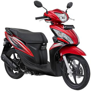 Foto Honda Spacy Red