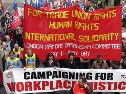 labor march