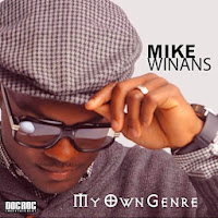 Cover Album of Mike Winans - My Own Genre