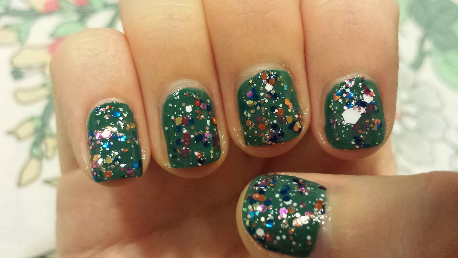 China Glaze Exotic Encounters Your Present Required