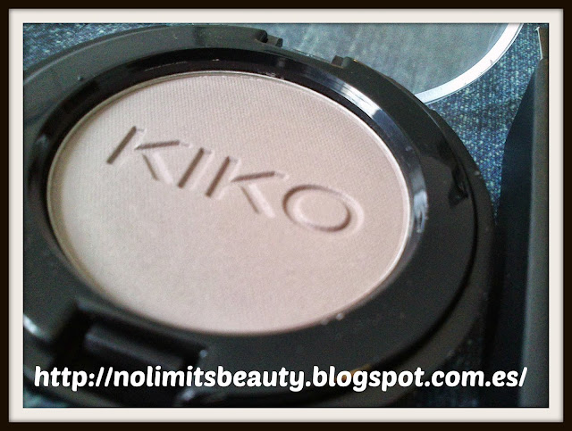 Kiko Eyeshadow 121 - Mat Dove Gray