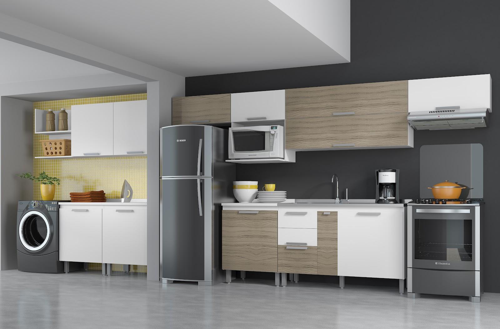 cozinha e area de servico integradas:sexta feira 17 de agosto de 2012 #634934 1600 1053