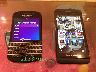 Parece que el BlackBerry Z10 sigue siendo el centro de atención ya que la gente sigue comparando el teléfono ahora con el Samsung Galaxy S4. Mientras ellos continúan encontrando las debilidades en ambos dispositivos sigamos adelante con el Q10. El cual tiene el teclado fisico QWERTY y se espera que sea lanzado en abril. Las Fotos del BlackBerry Z10 y Q10 definitivamente tienen semejanzas para los que están familiarizados con BB10. Hemos añadido algunas fotos del Q10 y Z10 juntos para comparar lo que se puede ver y cuál sería el más adecuado y cómodo para ti. El Z10 tiene