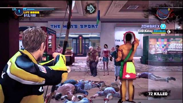 Dead Rising 2 PC Games Gameplay