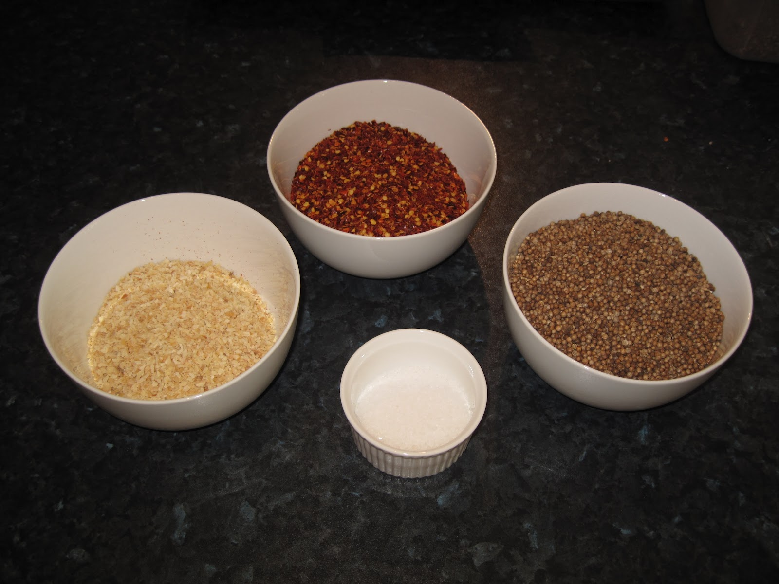 Biltong Spice - Mixing Biltong Spice
