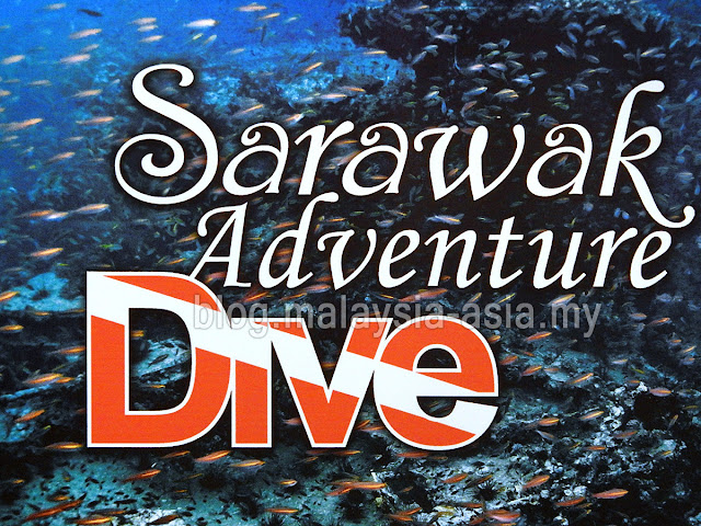 Sarawak Adventure Dive Miri 2015
