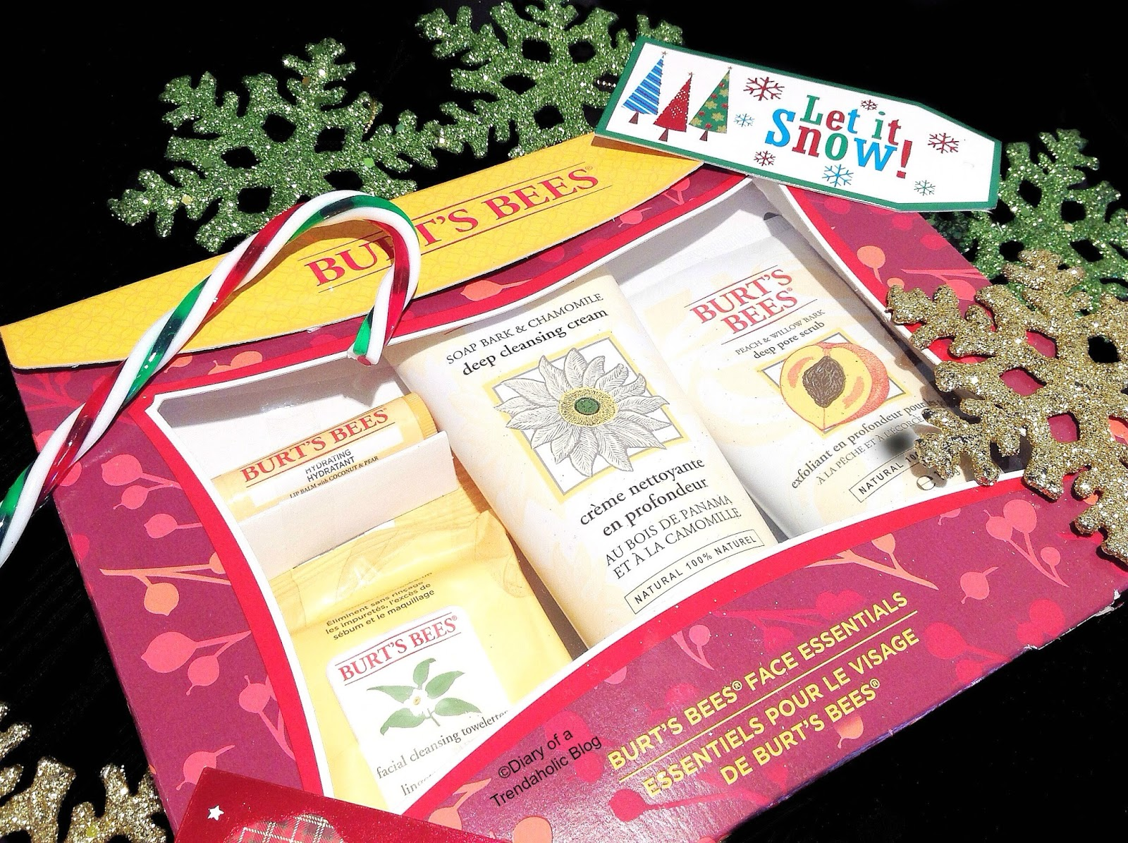 7b5c60d67 Diary of a Trendaholic   Burt s Bees Holiday Gift Sets!