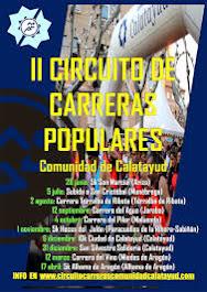 III CIRCUITO CARRERAS POPULARES COMUNIDAD DE CALATAYUD