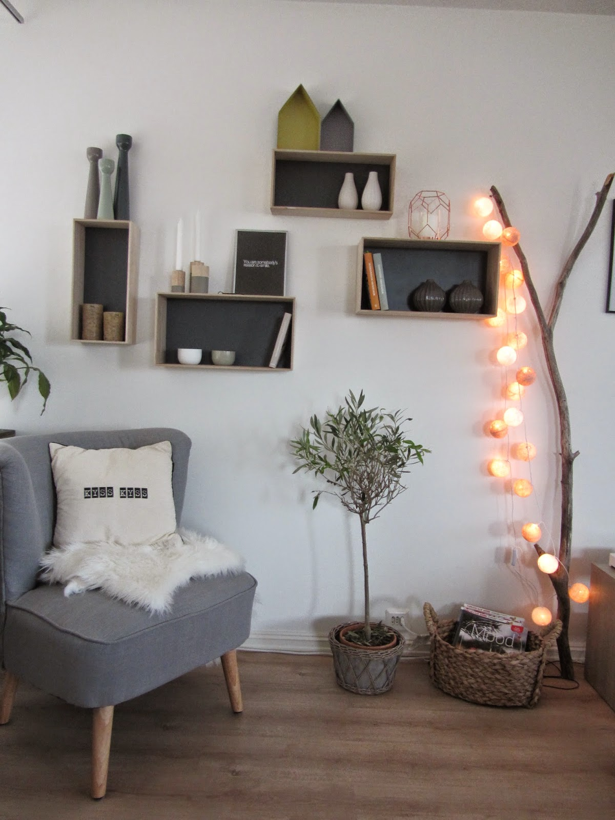 Lesekrok i stuen som tar minimal plass (THE I-WORD)