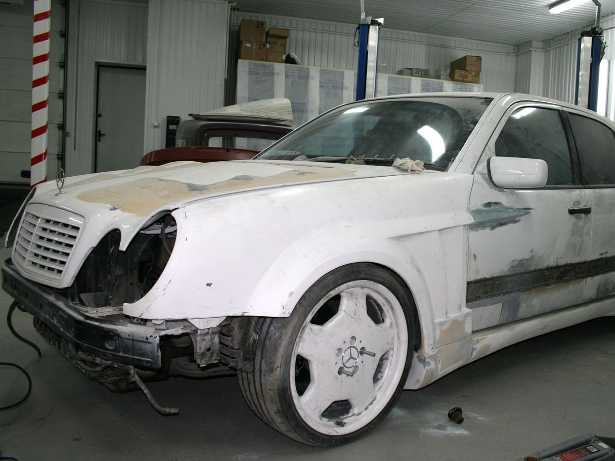Mercedes-Benz Tuning Blog: