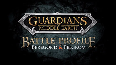 Guardians Of Middle-Earth - Beregond And Felgrom - We Know Gamers