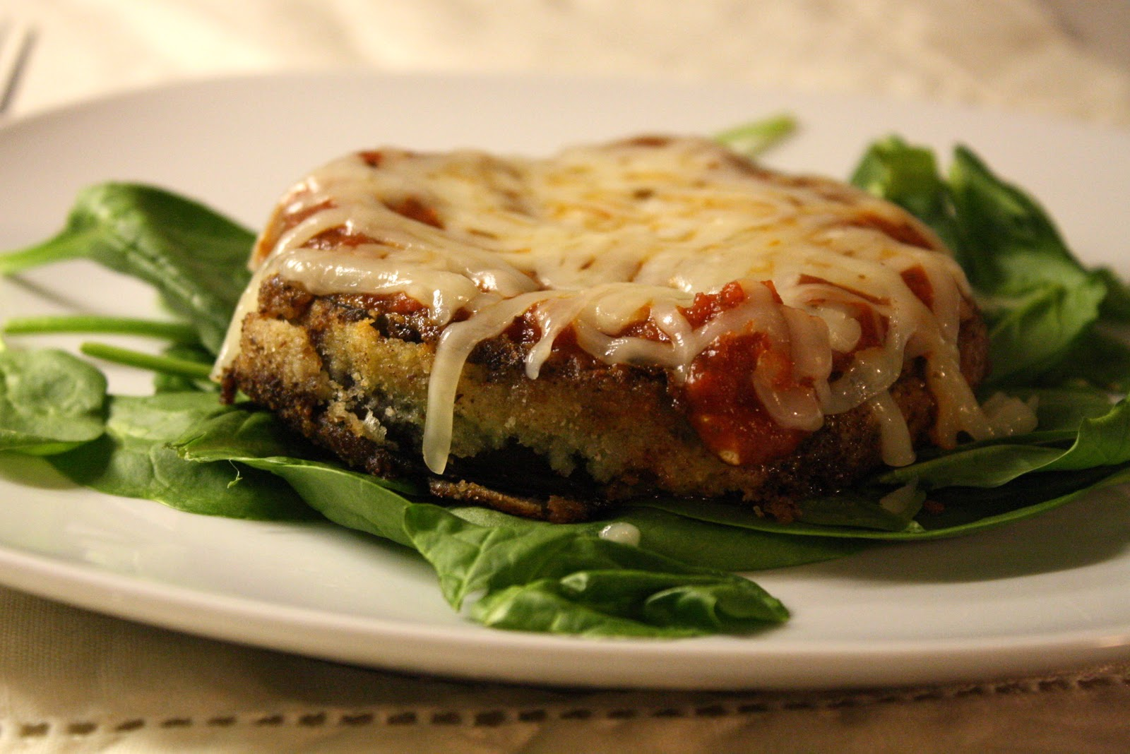 food and yoga for life healthy eggplant parmesan
