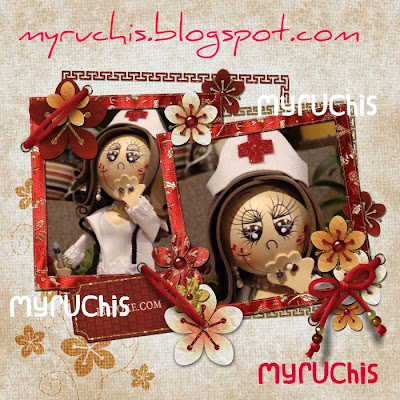Myruchis regalos originales myrucha sexy enfermera - Regalos para enfermeras ...
