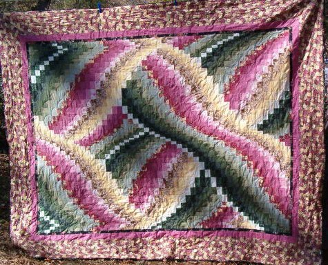 Quilts N Things Twisted Bargello Classy Twisted Bargello Quilt Pattern Free