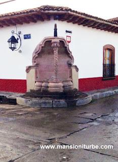 Pila de Espejo, Patrimonio Cultural de Pátzcuaro