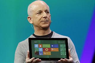 Steven Sinofsky - Founder and designer of Windows 8