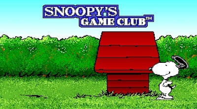 Snoopys Game Club