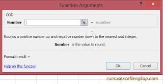 function argument rumus OD