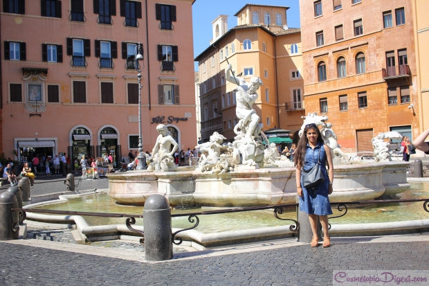 Trip to Italy: Sights, snacks and Sephora