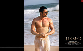 Randeep Hooda Showing this Body Muscles HD Wallpaper Jism 2